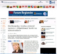 Autostrady muszą być wolne od korków - mówiła minister Bieńkowska