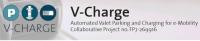 O automatycznym systemie parkowania samochodów (V-Charge)