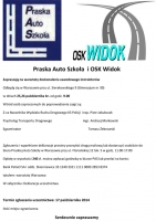 Warsztaty doskonalenia zawodowego dla instruktorów w Warszawie