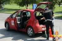 Czy starosta może kontrolować samochód nauki jazdy?