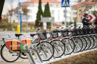 Rower staje się popularnym środkiem transportu