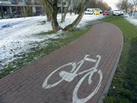 Część dróg rowerowych będzie odśnieżana