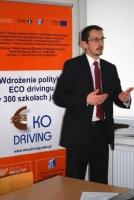 """GDAŃSK: """"Wdrożenie polityki eco-drivingu w 300 szkołach jazdy"""" (cz. 1)"""