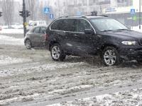 Gdy zima zaskoczy kierowców