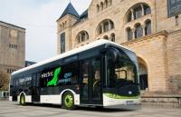 Elektryczny Solaris Urbino wyjedzie na stołeczne ulice