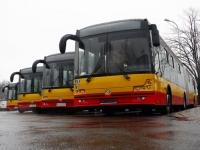 Gazowe autobusy już w stolicy