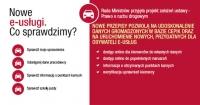 E-usługi do ustawy - Prawo o ruchu drogowym