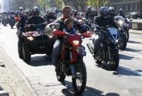 Jak dzieci przewozić motocyklami czy czterokołowcami?