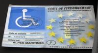 Stanowiska postojowe dla kierowców niepełnosprawnych