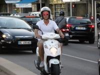 Scooterino - nowa usługa transportowa