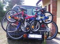 W rozporządzeniu o montowaniu bagażnika rowerowego