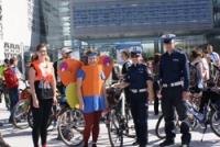WORD Białystok promuje bezpieczną jazdę na rowerze