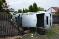 Wypadek już kilkanaście dni po odebraniu prawa jazdy
