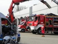 Strażak jadący na miejsce zbiórki po ogłoszeniu alarmu. Straci prawo jazdy?