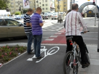Resort w sprawie łączenia ruchu pieszych i rowerzystów. Będzie ścieżka pieszo-rowerowa