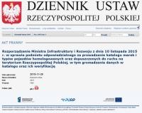 ITS będzie prowadził katalog marek i typów pojazdów dla CEPiK