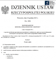 Opublikowano nowe rozporządzenie dot. uzyskiwania uprawnień przez instruktorów i wykładowców