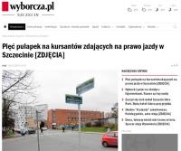 Egzamin na prawo jazdy w Szczecinie
