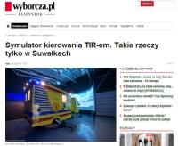 W Suwałkach mają symulator ambulansu
