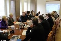 Sekretarz KRBRD Konrad Romik spotkał się z fińskim odpowiednikiem