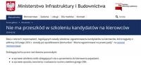 WORD w Warszawie poinformował nas