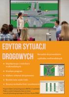 Edytor sytuacji drogowych – narzędzie do prowadzenia wykładów multimedialnych