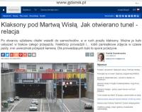 Pierwszy taki tunel drogowy w Polsce