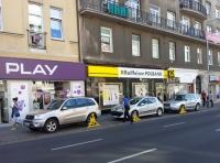 Straż miejska częściej odholuje źle zaparkowane auta