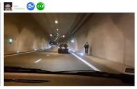 A w tunelu? To pierwszy taki tunel w Polsce