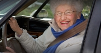 Miejsce seniora w ruchu drogowym