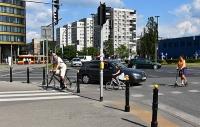MSWiA: Bezpieczeństwo pieszych i rowerzystów gwarantowane ustawowo