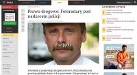 Wojciech Pasieczny: fotoradary tylko pod nadzorem policji