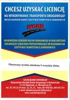Zdobądź certyfikat kompetencji zawodowych