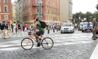 Zaniedbano edukację zasad brd wśród młodych rowerzystów