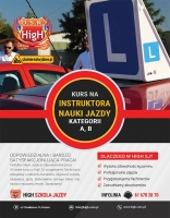 Chcesz być instruktorem nauki jazdy?