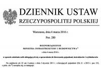 Projekty rozporządzeń o szkoleniu i o egzaminowaniu podpisane do publikacji