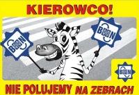 Nie polujemy na zebrach!!!