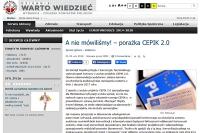 Projekt CEPIK 2.0 zagrożony?