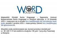 WORD Olsztyn zaprasza