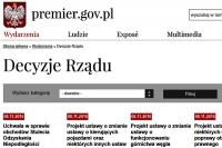 Rząd przyjął projekt noweli ustawy o kierujących przedłożony przez ministra cyfryzacji