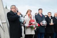 Minister Adamczyk deklaruje: wolę, chęć działań i współpracę na rzecz poprawy brd