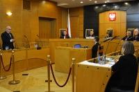 Trybunał Konstytucyjny rozpatrzył wniosek TLP ws. podróży służbowych