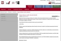 Uwaga na fałszywe e-maile o ukrywaniu dochodów - ostrzega Ministerstwo Finansów
