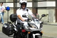 Żandarm Wojskowy z uprawnieniami policyjnymi