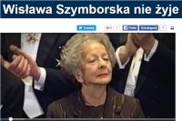 """Wisława Szymborska. """"Wypadek drogowy"""""""