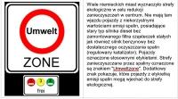 Strefa ograniczonej lub zakazanej emisji spalin samochodowych