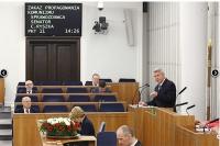 Senat, bez uwag, przyjął nowelę kodeksu karnego
