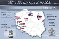 Amerykanie na polskich drogach