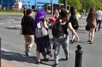Od maja wzrasta liczba wypadków z udziałem dzieci i młodzieży
