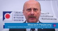 Wojciech Pasieczny o postrzeganiu pracy policjanta